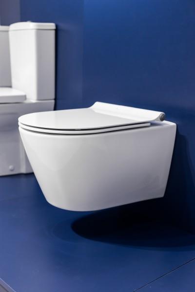 Serel Saphire PureWash Spülrandlose Dusch WC