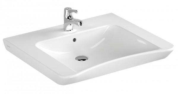 VitrA Conforma Waschtisch Barrierefrei 65cm weiß 5291B003-0001