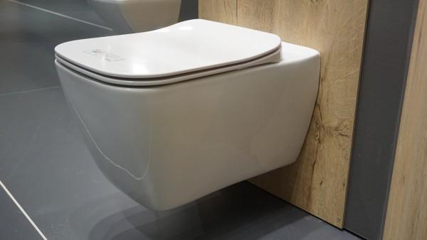 IDEVIT Halley Spülrandloses Dusch WC