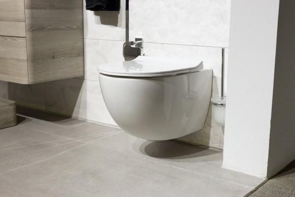 VitrA Sento Dusch WC / VitrAflush 2.0 Spülrandlos