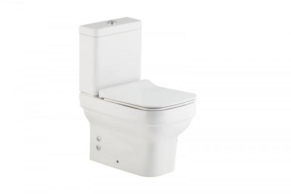 Seramiksan Bold Dusch Taharet Stand WC Spülrandlos