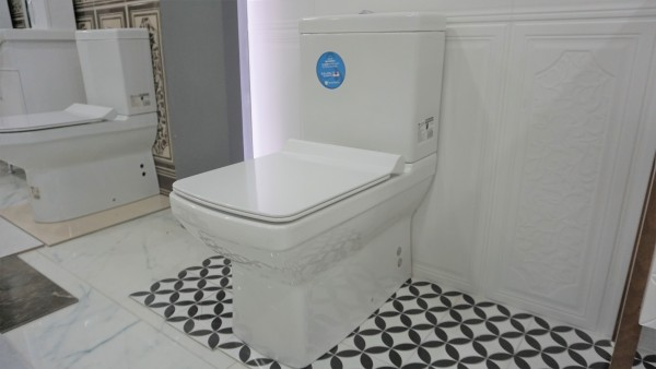 Seramiksan Silva Dusch Taharet Stand WC