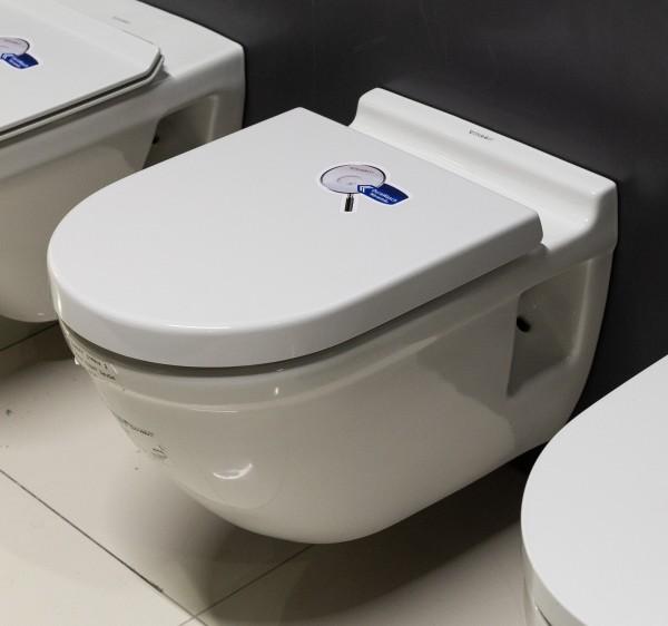 Duravit Starck 3 Dusch WC 2200390075 inkl. DuraWash Aufsatz (Offene Montage)