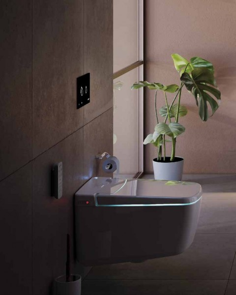 VitrA V-Care Prime Comfort 1.1 Dusch-WC Neues Modell 7231-B403-6216