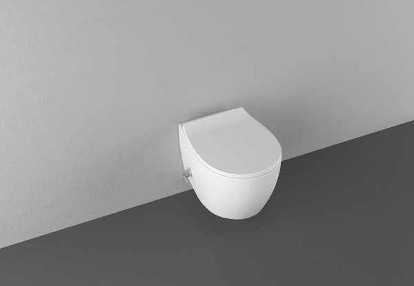 İsvea Sentimenti Neo CleanWash Dusch WC inkl. Armatur