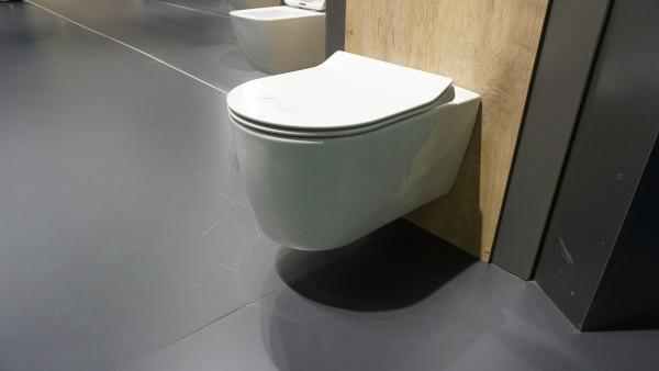 IDEVIT Alfa Spülrandloses Dusch WC